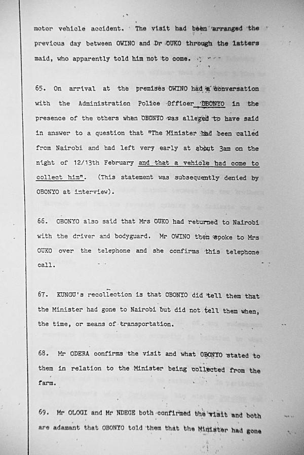Paras 65-69 (George Owino)